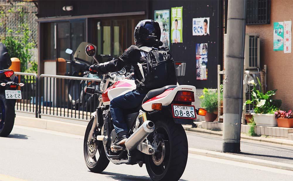 Limitar Motocicleta